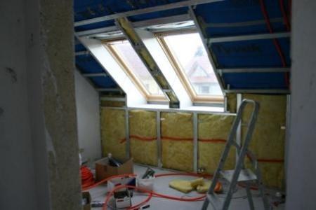 Rezultat iskanja slik za Izolacija strehe v mansardnem stanovanju