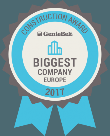 geniebelt biggest company europe
